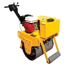Walk Behind Roller/Ride on Roller - RL-600D (Single Drum)