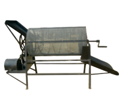 Rotary Type Sand Screener