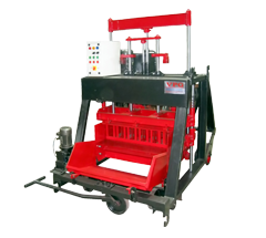 860 Model Concrete Block Making Machine