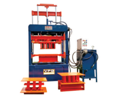 VPG320 Mini Multipurpose Block Making Machine