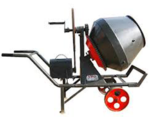 250 SM Concrete Mixer Machine (Baby Mixer)