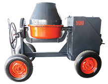 705 D Concrete Mixer Machine